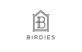 Birdies Slippers Logo