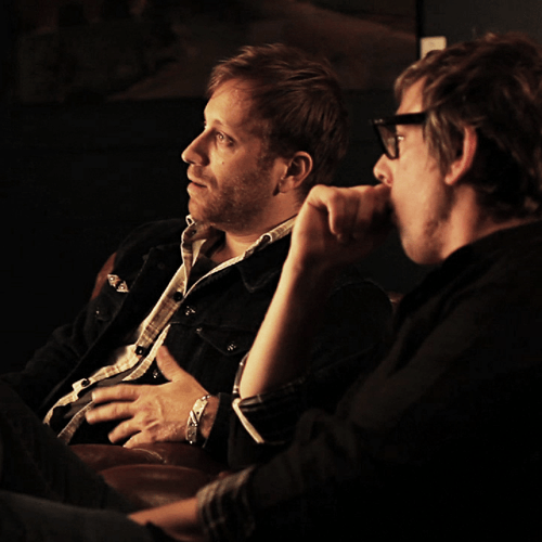 Black Keys Still New Website 500X500