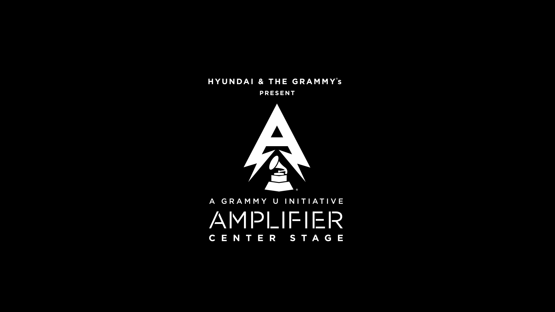 GRAMMY Centerstage Overview Video Website Title Card