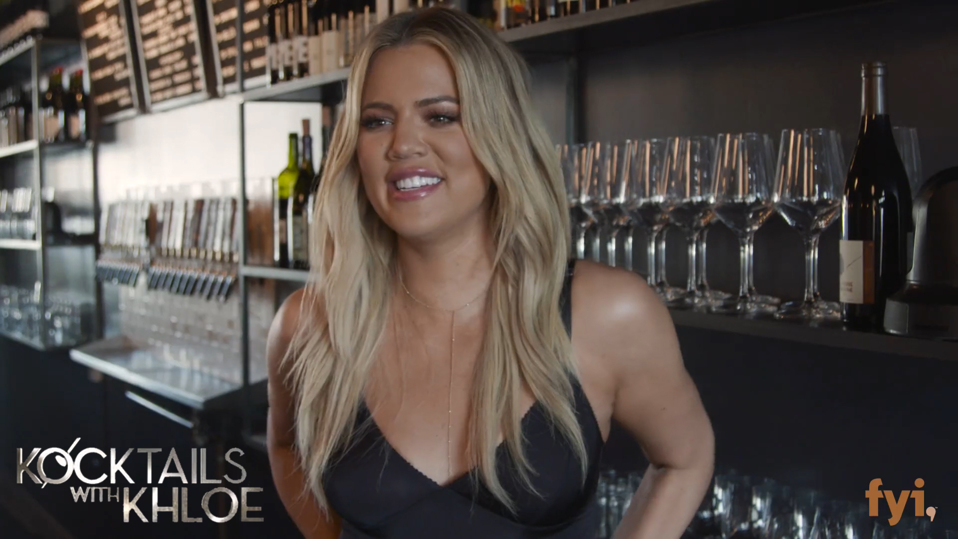 Kocktails With Khloe Kardashian New Website Cover Page