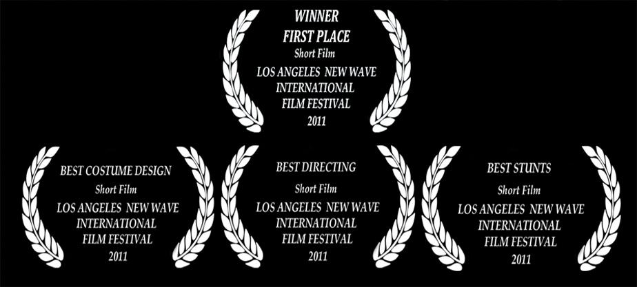 LA New Wave Film Fest Awards Laurels Los Angeles Production Company Tiger House Films