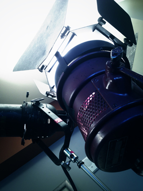 Los Angeles Production Company Fresnel Lights Tiger House Films