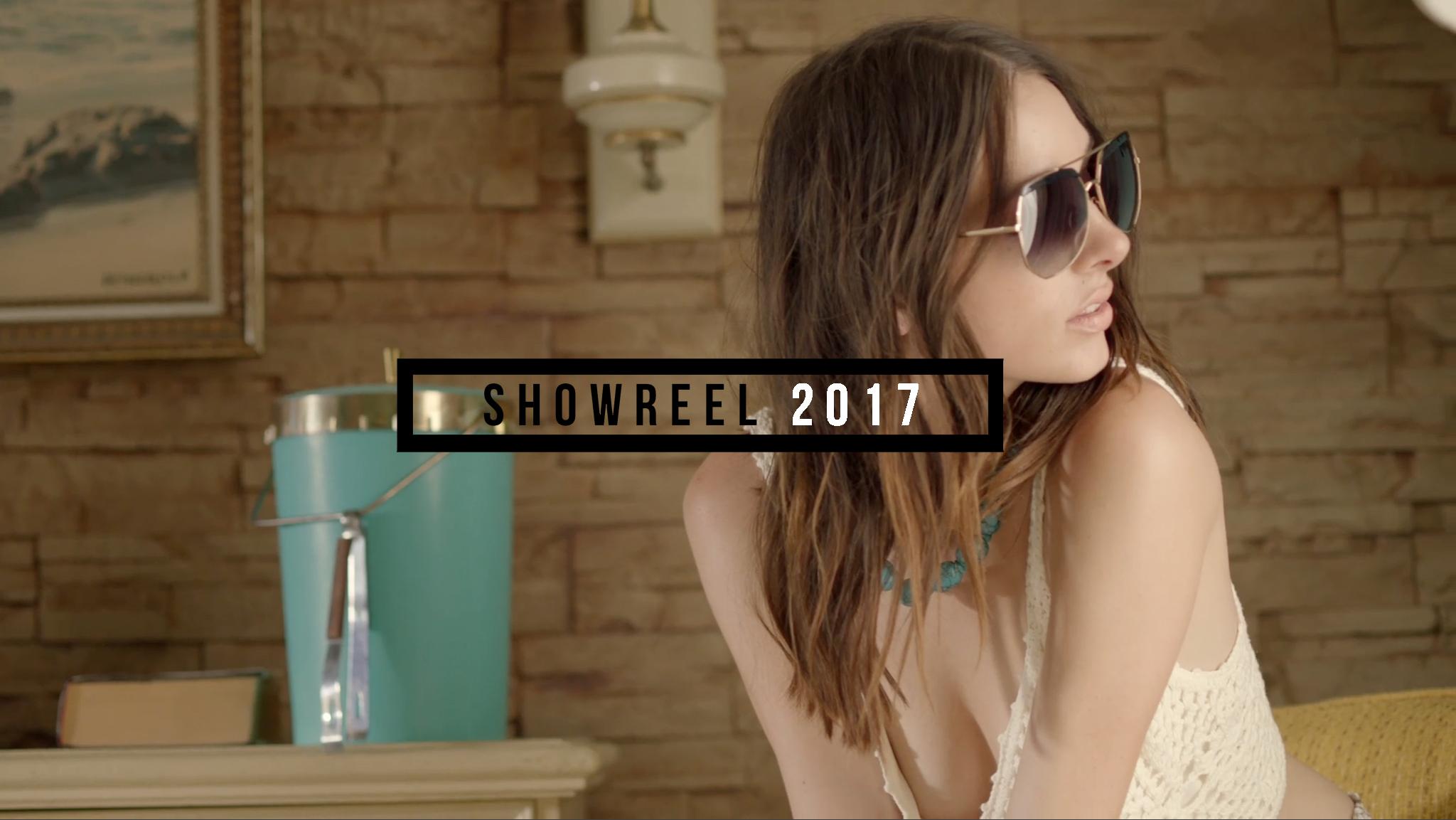 Showreel 2017 Title Image Tiger House Films 2017